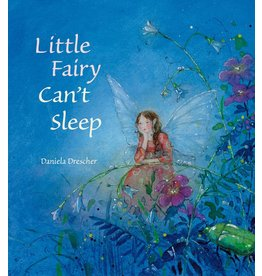 Floris Books Little Fairy Can't Sleep