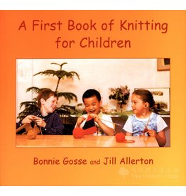 Wynstones Press A First Book Of Knitting For Children