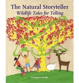 Hawthorn Press The Natural Storyteller - Wildlife Tales for Telling
