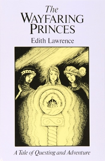 Mercury Press Wayfaring Princess: A Tale of Questing and Adventure