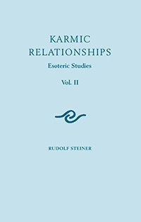 Rudolf Steiner Press Karmic Relationships 2: Esoteric Studies (CW 236)r