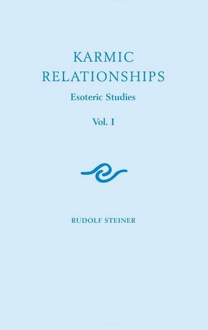Rudolf Steiner Press Karmic Relationships 1: Esoteric Studies (CW 234)