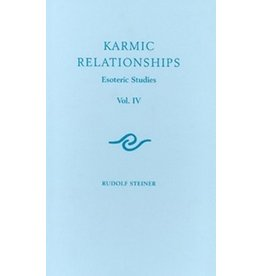 Rudolf Steiner Press Karmic Relationships 4: Esoteric Studies (CW 238) HARDCOVER