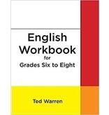The Teenage Edge & Co. English Workbook Grades Six to Eight