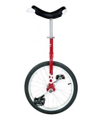 "OnlyOne Unicycle - OnlyOne 18"" red"
