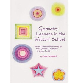 Waldorf Publications Geometry Lessons in the Waldorf School vol 2 (with CD)