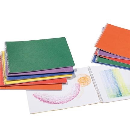 Mercurius Main Lesson Book Wide - Spiral - medium 32x24 cm