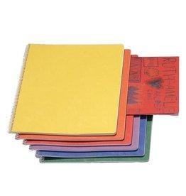 Mercurius Main Lesson Book High - Spiral - medium 24x32cm onion skin