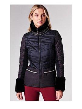 Alp-n-Rock Maloja Jacket with Faux Fur Cuffs