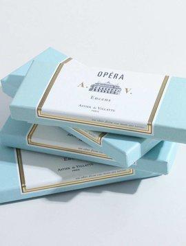 Astier de Villatte Grand Chalet Incense Box