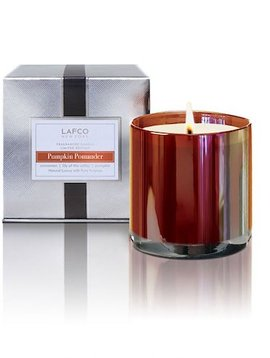 LAFCO Limited Edition Pumpkin Pomander Candle