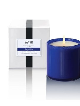 LAFCO Gallery Royal Iris Candle
