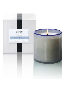 LAFCO Lake House Water Hyacinth Candle
