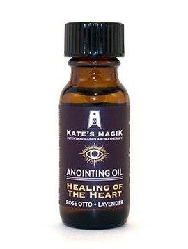 Kate's Magik Healing The Heart Oil