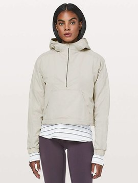 Lululemon Hit Reset 1/2 Zip Jacket