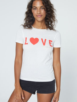 Spiritual Gangster Love Tally Shrunken T Trible