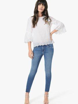 Joe's Jeans Icon Crop Grinded Hem Jean
