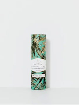 Shea Brand CBD Infused Restorative Lip Balm
