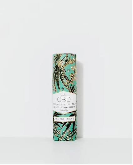 Shea Brand CBD Infused Restorative Lip Balm
