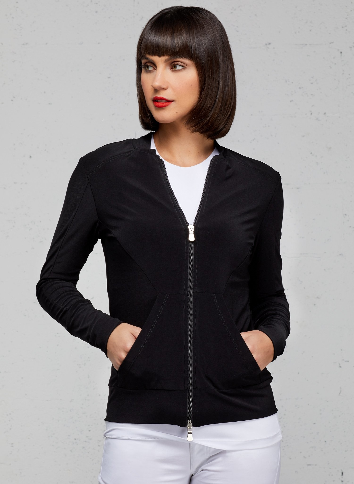 Anatomie Majeste Jersey Light Jacket