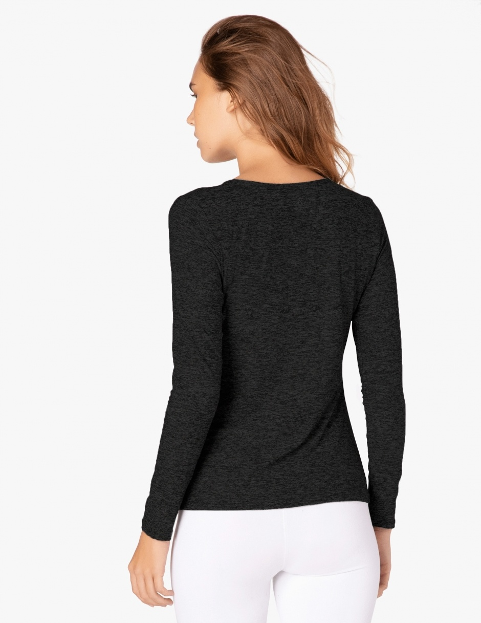 Beyond Yoga Keep It Lightweight & Easy Pullover