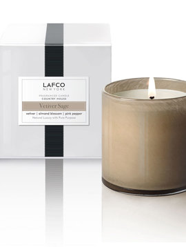LAFCO Country House Vetiver Sage 15.5oz Candle