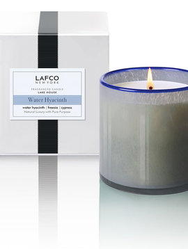 LAFCO Lake House Water Hyacinth 15.5oz Candle