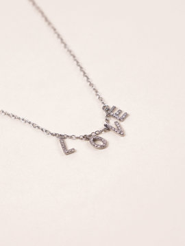 La Soula All About L.O.V.E Necklace