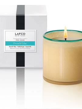 LAFCO Pool House French Lilac 15.5oz Candle