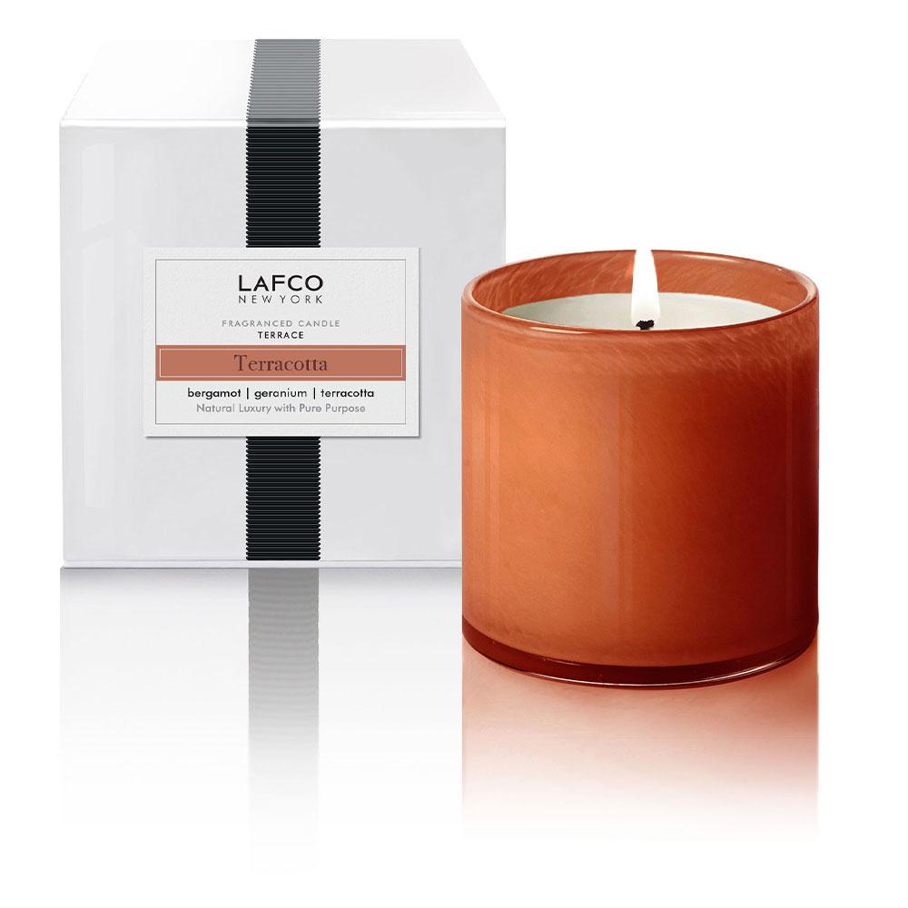 LAFCO Terrace Terracotta Signature Candle 15.5oz
