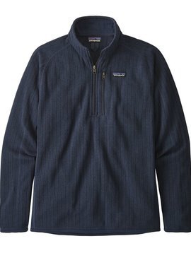 Patagonia Better Sweater Rib Knit 1/4 Zip