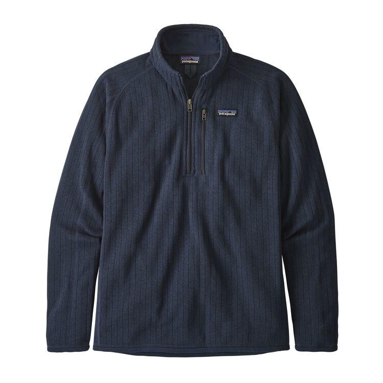 Patagonia Better Sweater Rib Knit 1/4 Zip