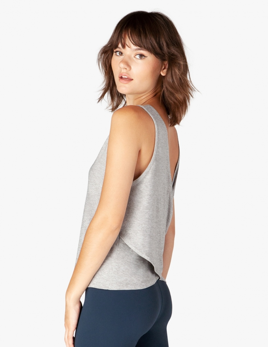 Beyond Yoga Reverse Direction Tank
