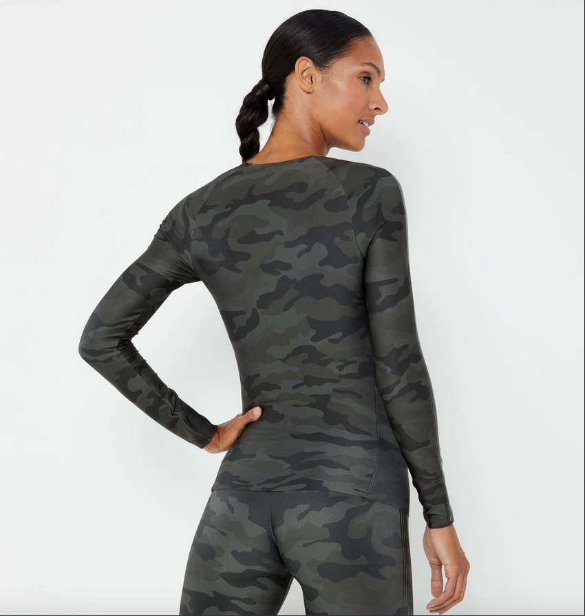 UltraCor Velocity Micro Camo Long Sleeve
