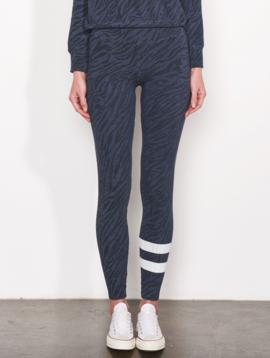 Sundry Zebra Stripes Yoga Pant