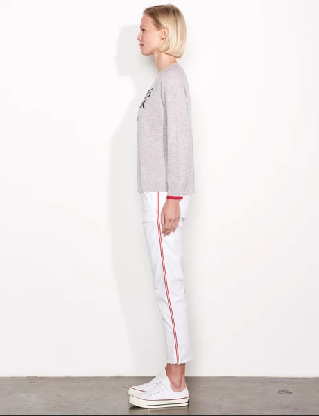 Sundry LA NY Paris Crew Neck Sweater