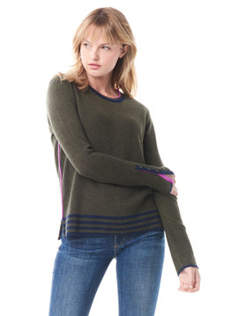 Lisa Todd Up Your Sleeve Sweater