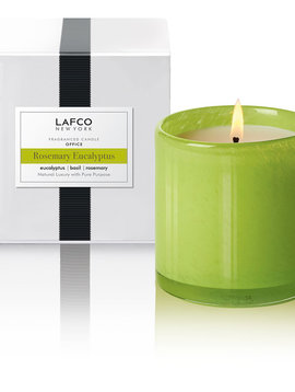 LAFCO Office Rosemary Eucalyptus 15.5oz Candle