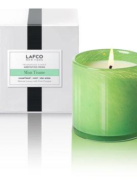 LAFCO Meditation Room Mint Tisane 15.5oz Candle