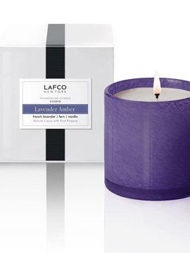 LAFCO Studio Lavender Amber 15.5oz Candle
