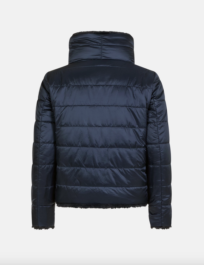 Save the Duck Fury Faux Fur Reversible Jacket