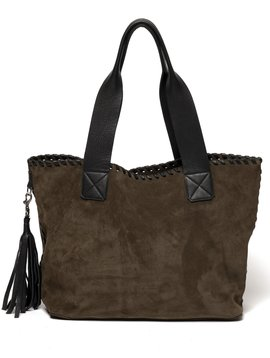 Laggo Jackie Whipstitched Tote