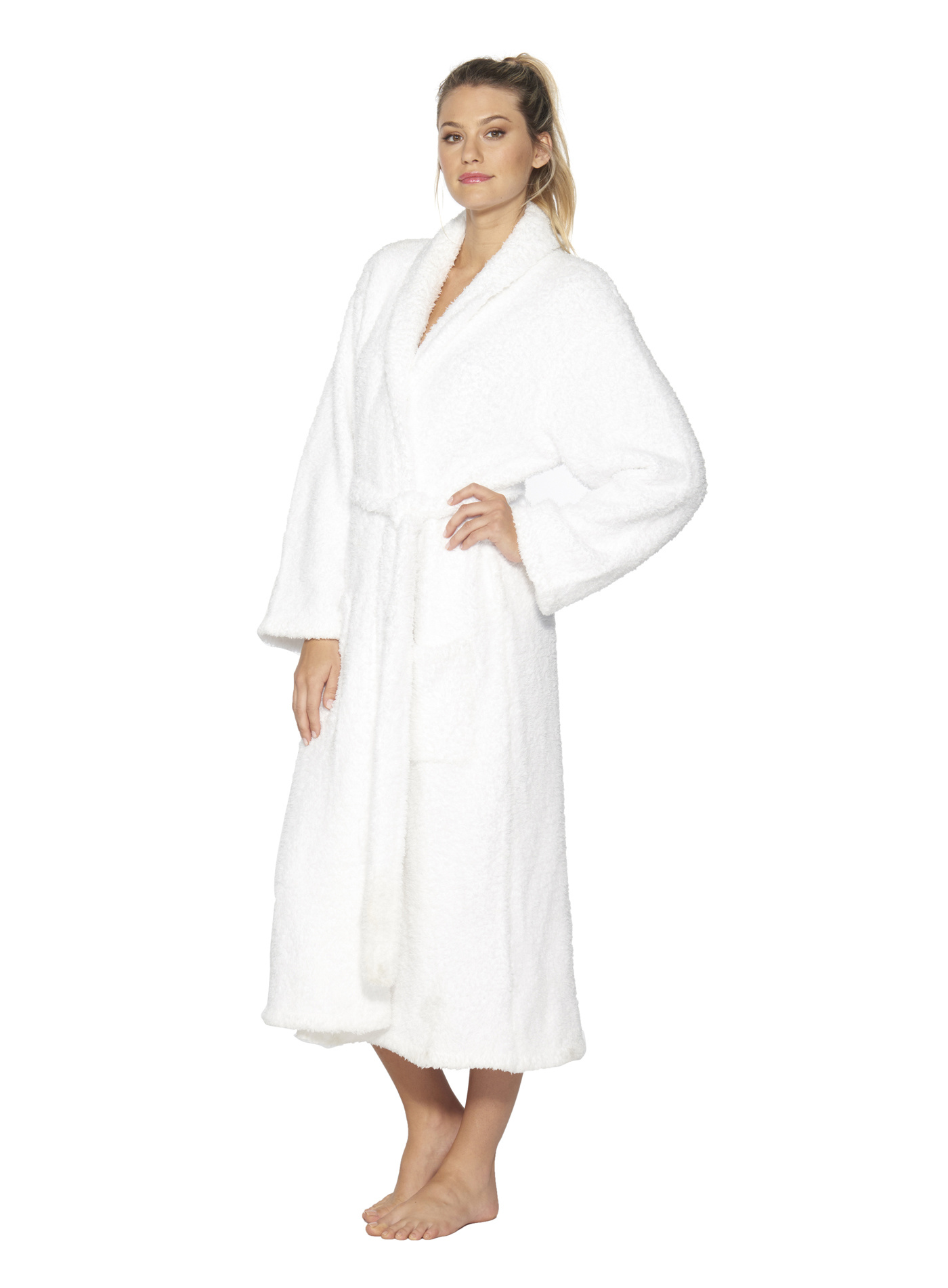Barefoot Dreams CozyChic Adult Robe