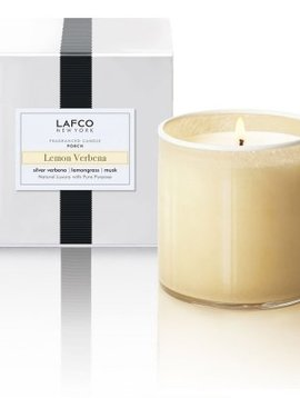 LAFCO Porch Lemon Verbana 15.5oz Candle