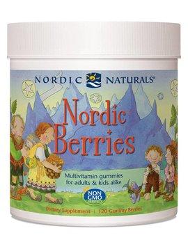 Nordic Naturals Nordic Berries 120ct