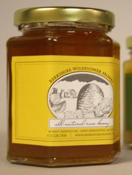 Mill River Farm Honey 5.5oz