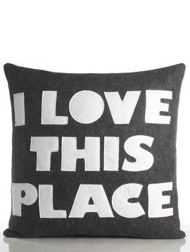 Alexandra Ferguson I Love This Place 22x22