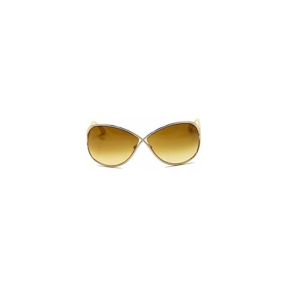 d7f6b9214510 Tom Ford Miranda Sunglasses Gold - The Showcase Boutique