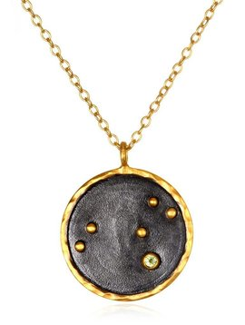 "Satya 18"" Leo Zodiac Necklace"