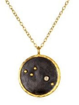 "Satya 18"" Aries Zodiac Necklace"